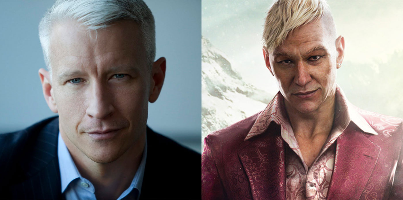 6 Celebrities That Could Play Far Cry 4 Characters