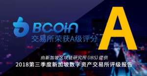 No. 1 Exchange BCoin