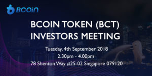 token investor meeting
