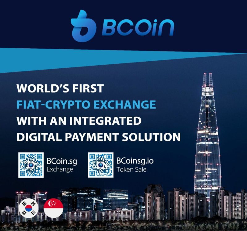 BCoin at Korea