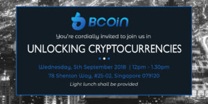 bcoin unlocking cryptocurrencies