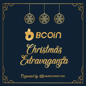 BCoin Christmas Invite