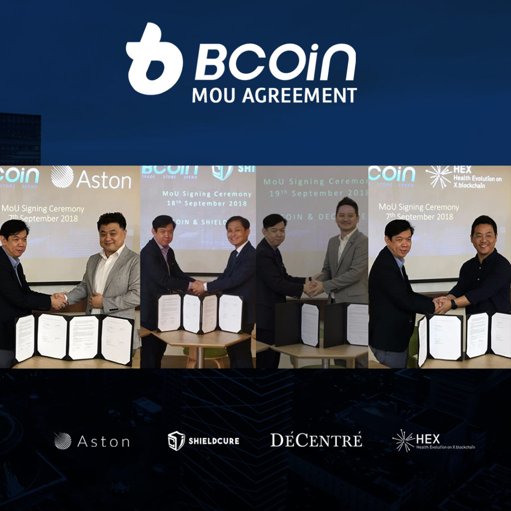 MOU BCoin
